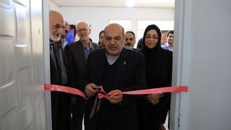 دفتر مؤسسه خیریه «محکم» در سمنسرای آرامش مشهد مقدس افتتاح شد